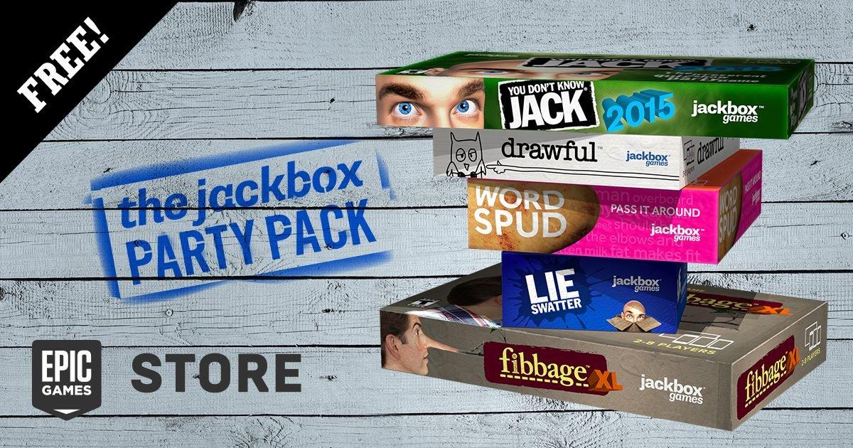 Jackbox games 7