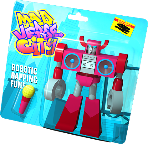 Mad Verse City Box