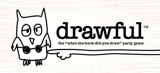 drawful logo image jackbox games