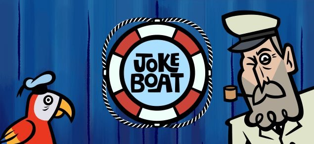 Joke Boat – Jackbox Games