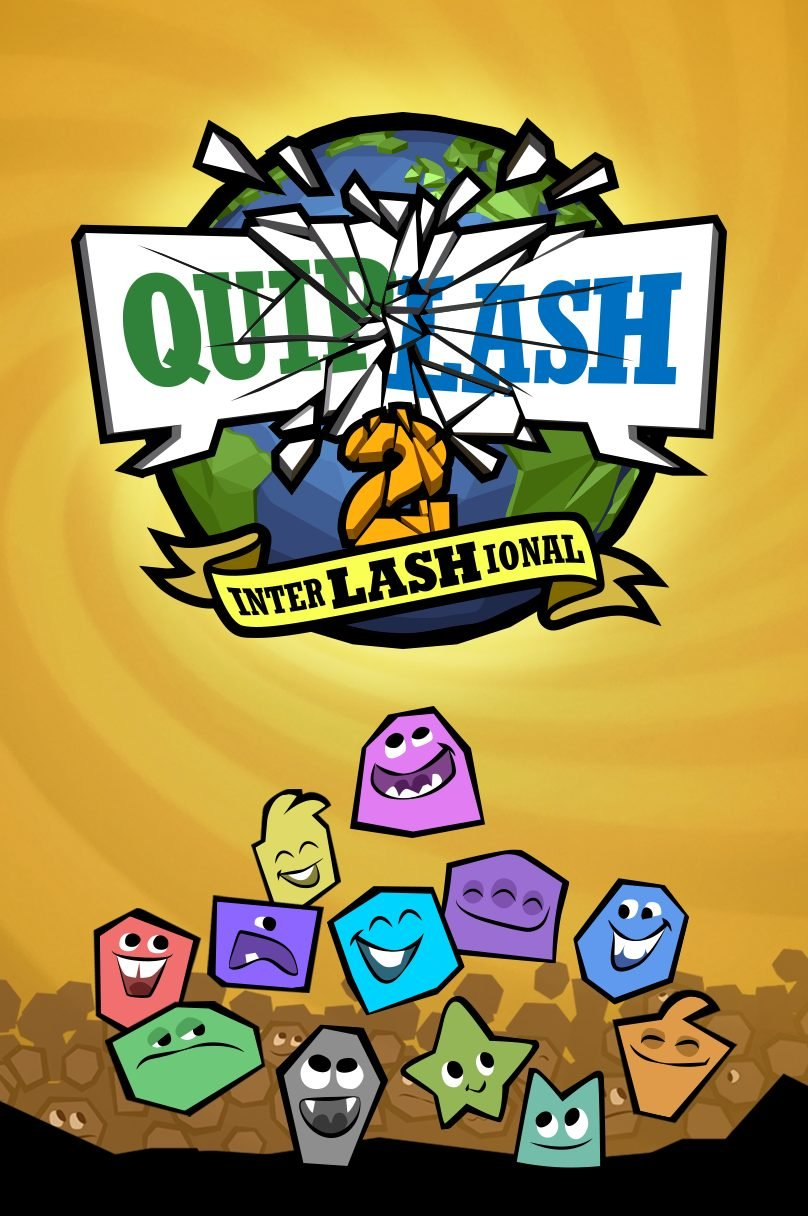Quiplash 2 Interlashional Poster