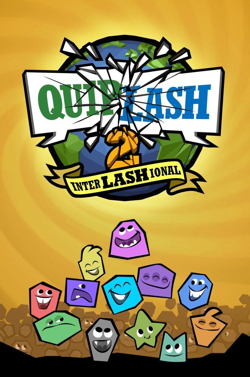 Quiplash 2 Interlashional Poster