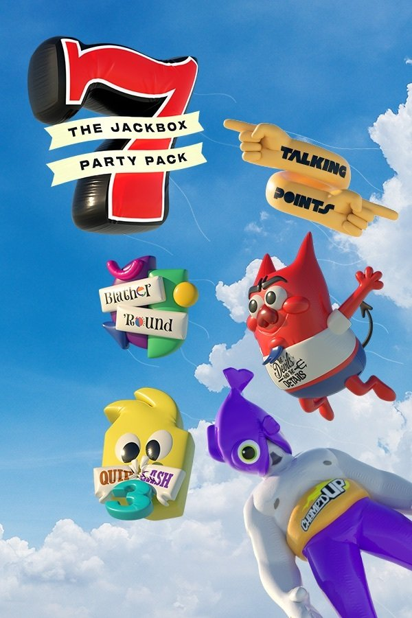 The Jackbox Party Pack 7 - Jackbox Games