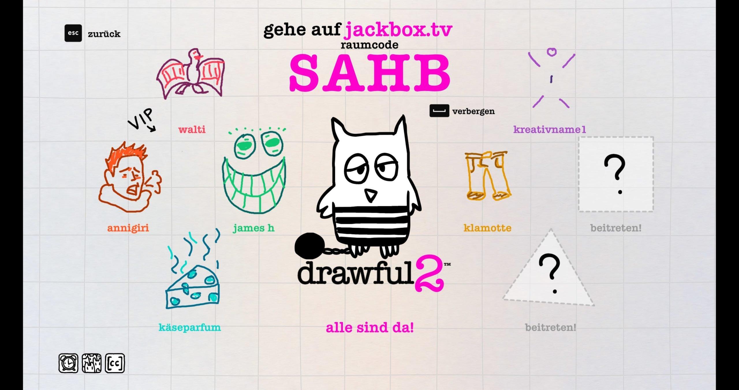 Drawful 2 German Screenshot 3