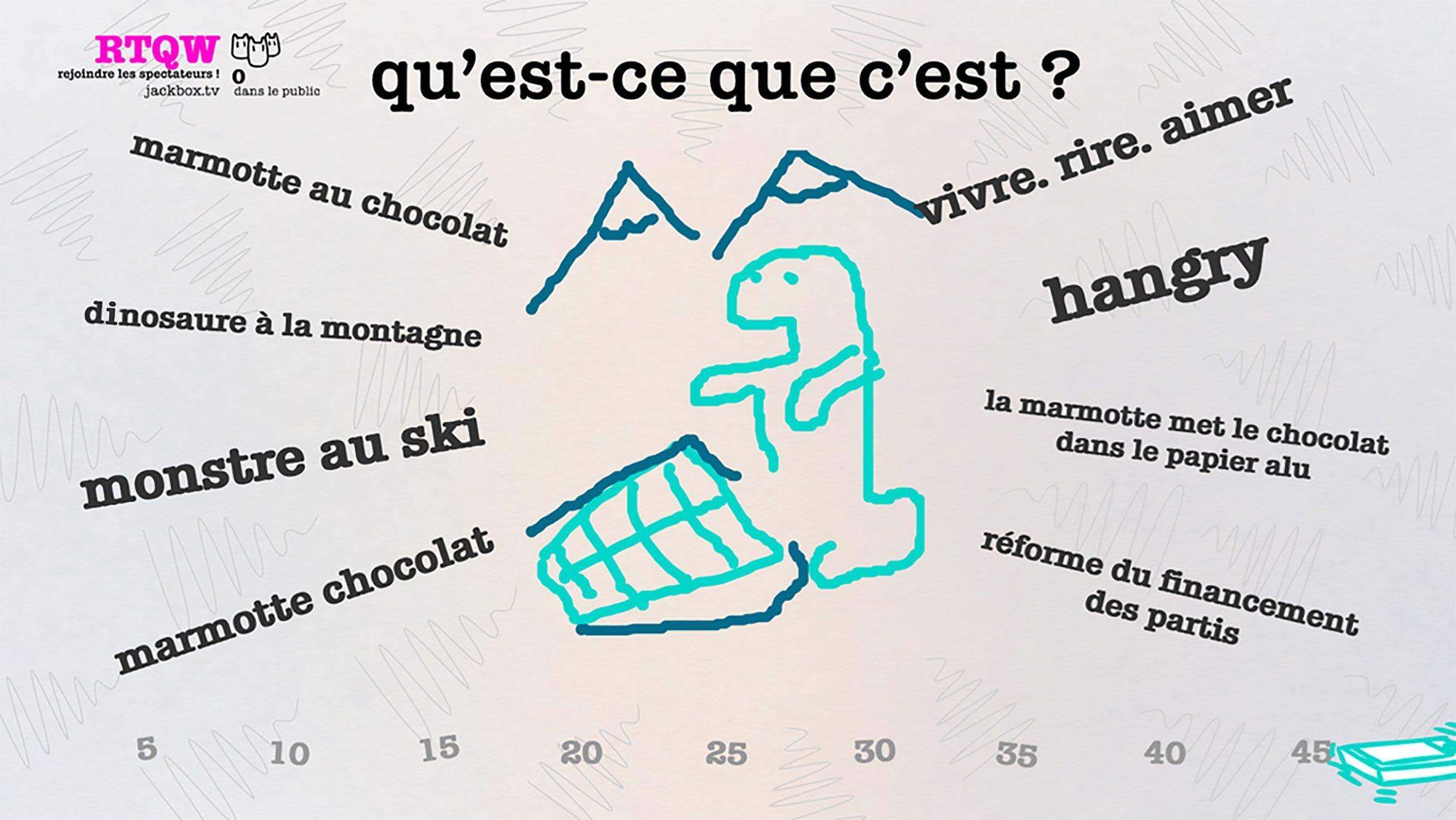 Drawful 2 French Screenshot 3