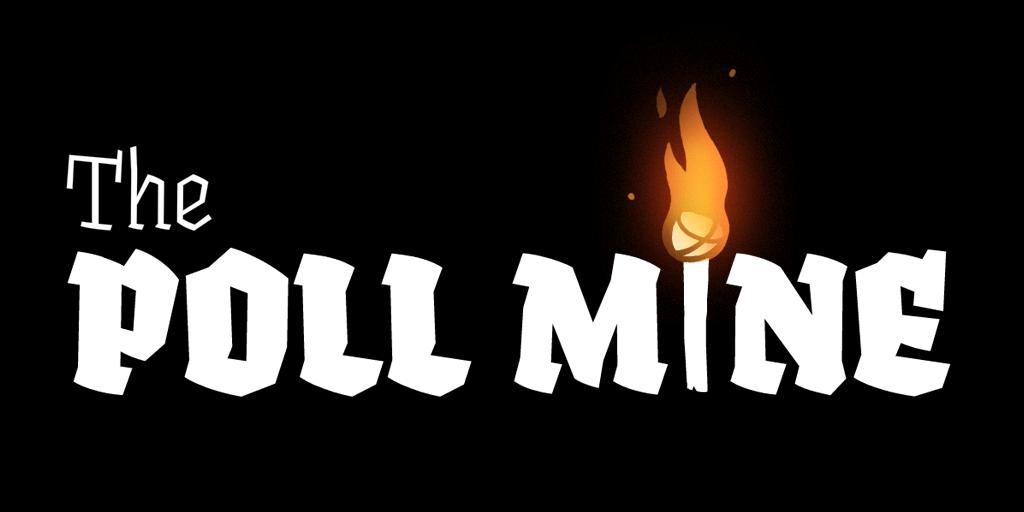 The Poll Mine logo Jackbox Games