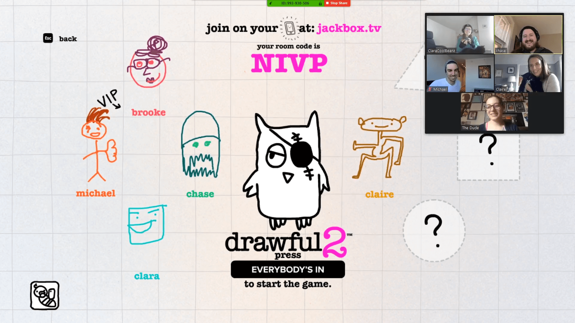remote play drawful 2