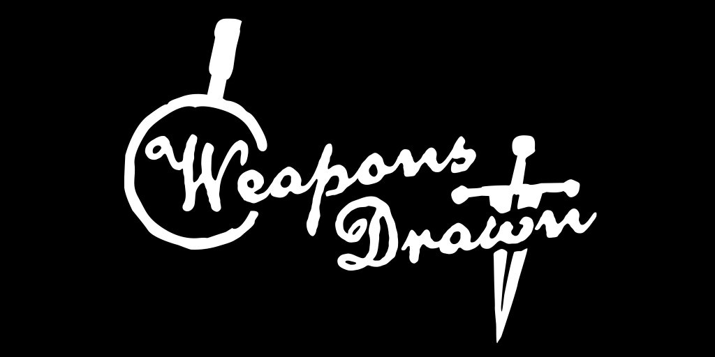 Logo for Weapons Drawn