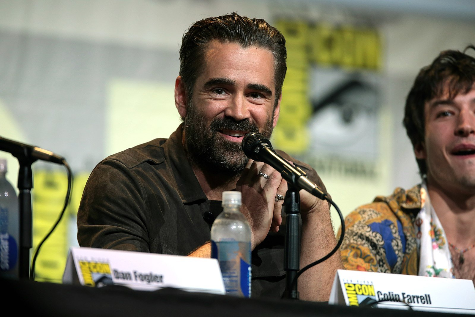 creative commons photo of Colin Farrell from Gage Skidmore