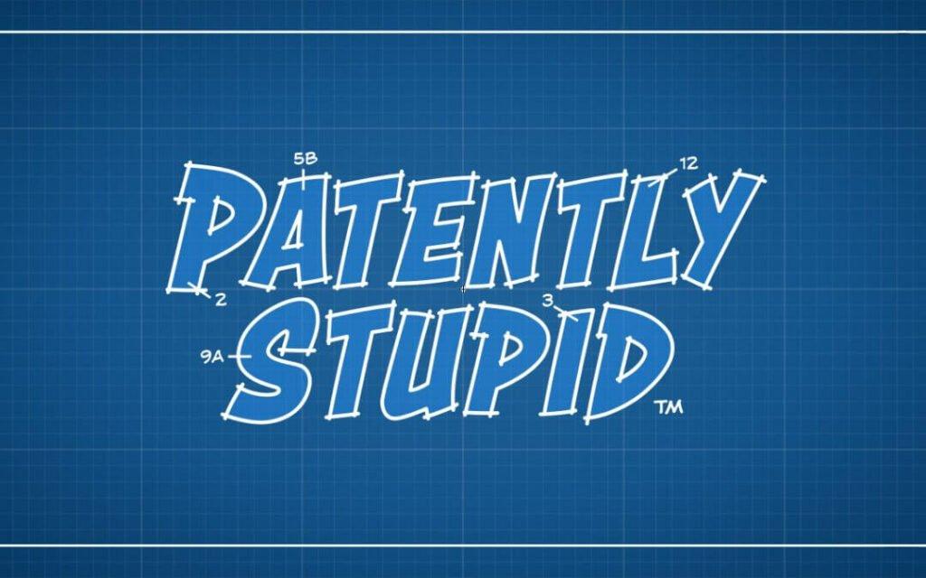 Patently stupid logo - jackbox games
