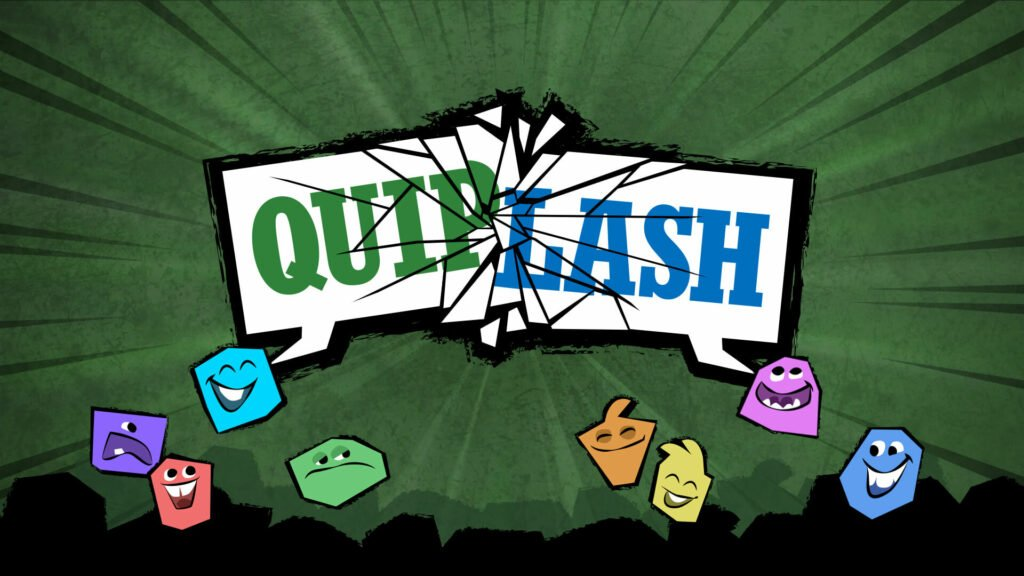 quiplash logo jackbox games