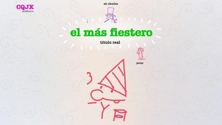 Drawful 2 Spanish Screenshot 4