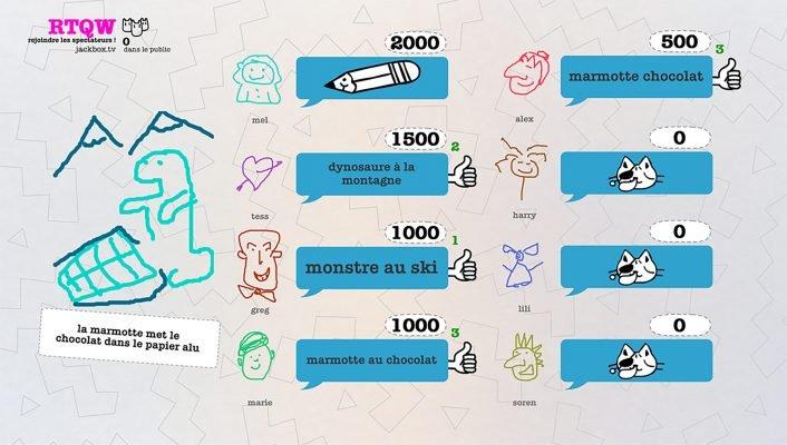 Drawful 2 French Screenshot 4