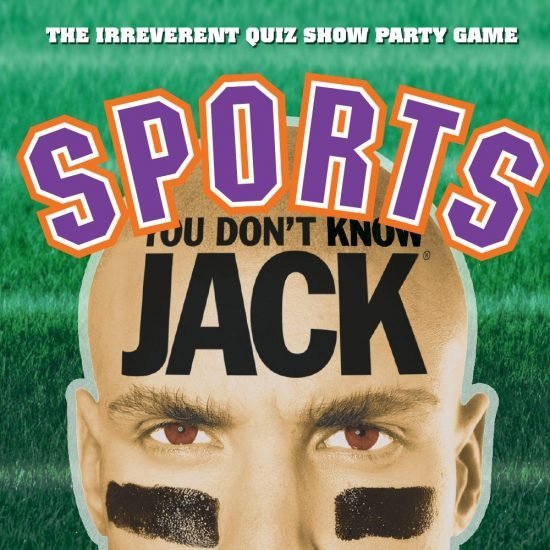 "The one where we said ""Sports trivia is huge! This will sell like hotcakes!"" It didn't, but the game's still good!"